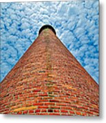 Little Point Sable Metal Print