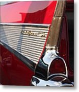 Little Red Balair Metal Print by Bret Worrell