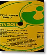 Little River Band It's A Long Way There Side 1 Metal Print