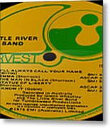Little River Band Side 2 Metal Print
