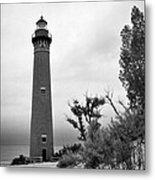 Little Sable Point Lighthouse IIi Metal Print