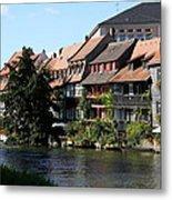 Little Venice - Bamberg - Germany Metal Print
