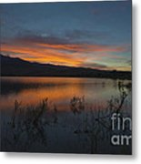 Little Washoe Sunset II Metal Print