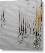 Little Waves Metal Print