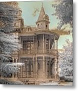 Littlefield Mansion Metal Print