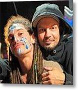 Live Artists Rw2k14 Metal Print