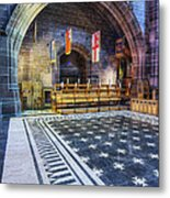 Liverpool Cathedral V2 Metal Print