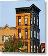 Living In Chicago Lincoln Park Metal Print by Christine Till