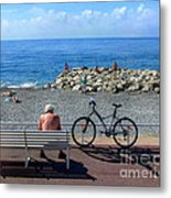 Living The Dream.nice.france Metal Print