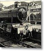 Llangollen Railway Metal Print