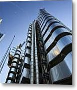 Lloyd's Building. Metal Print