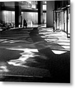 Lobby Of The Bow Metal Print