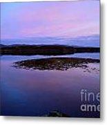 Loch Dunvegan At Sunrise Metal Print