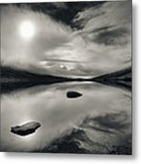 Loch Etive Metal Print by Dave Bowman