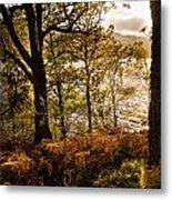 Loch Garry Metal Print