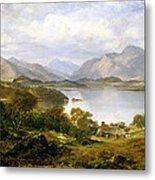 Loch Lomond, 1861 Metal Print