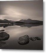 Loch Nah Achlaise Dawn Metal Print
