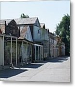 Locke Chinatown Series - Main Street - 1  Metal Print