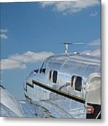 Lockheed Electra Jr. Metal Print