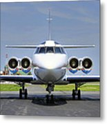 Lockheed Jetstar 2 Metal Print by Dan Myers