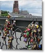 Locks Of Love 2 Metal Print