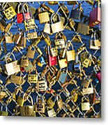 Locks Of Love Metal Print