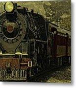 Locomotive 499  Metal Print