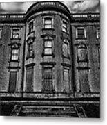 Loftus Hall Metal Print