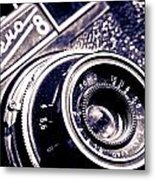 Lomo Love 2 Metal Print