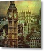 London - Big Ben Metal Print