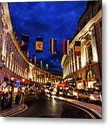 London 022 Metal Print