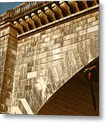 London Bridge Lake Havasu Az Metal Print