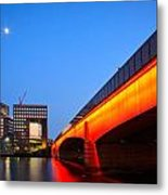 London Bridge. Metal Print
