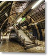 London Bridge Station 1.0 Metal Print