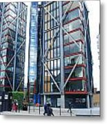 London Buildings 1 Metal Print