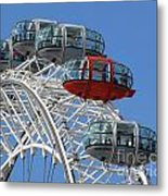 London Eye 5339 Metal Print