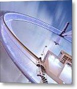 London Eye. Metal Print