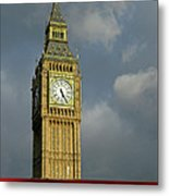 London Icons Metal Print