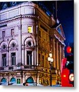 London Trocadero Metal Print