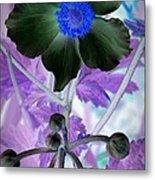 Lone Flower 1 Metal Print