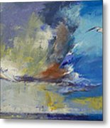 Loneliness Metal Print by Michael Creese