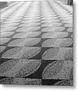 Lonely Airport Metal Print