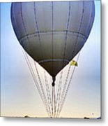 Long Distance Flyer Metal Print