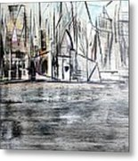 Long Island Pov 2 Metal Print