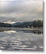 Long Lake Long View Metal Print