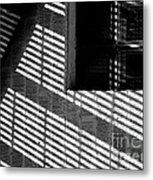 Long Shadows Metal Print