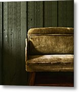 Long Wait Metal Print