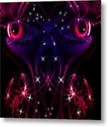 Look Into My Eyes Metal Print by Nathan Wright