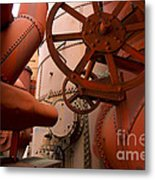 Looking For A Way Out   #1642 Metal Print