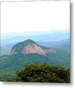 Looking Glass Rock Metal Print